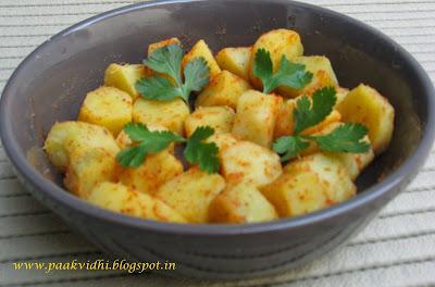 http://paakvidhi.blogspot.in/2014/03/shakarkandi-chaat.html