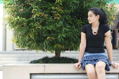 Foto Sahila Hisyam
