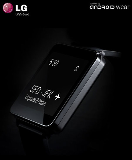 LG G Watch Rilis Bulan Juli