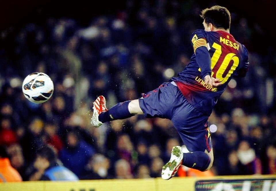 The 10 Things Only Lionel Messi Did in Football HD