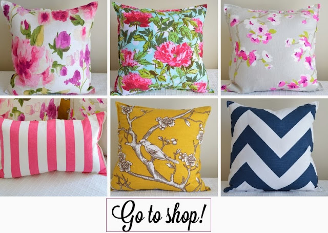 BIRD Interiors cushion covers - online shop