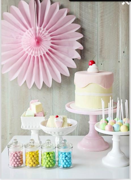 Pastelowe Urodziny Malucha Oklejgo Blog