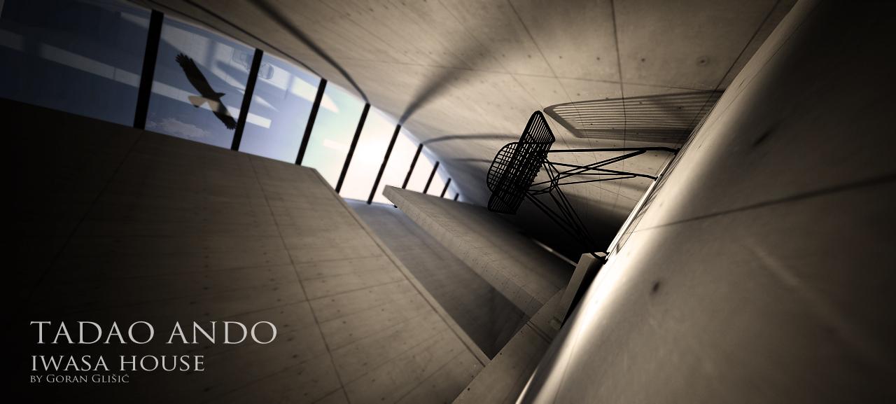 Goran Glišić | Gallery | - Page 2 Tadao+Ando+iwasa+house+by+Goran+Glisic