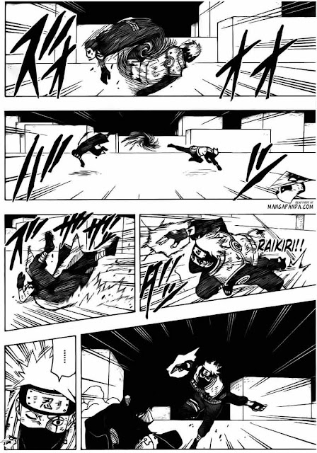Komik Naruto 629 Bahasa Indonesia halaman 8