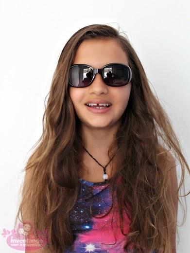 óculos Chilli Beans para crianças