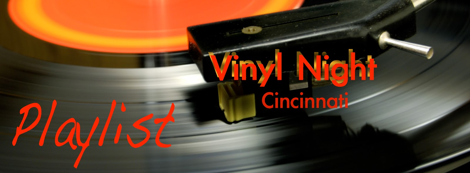 Vinyl Night Cincinnati