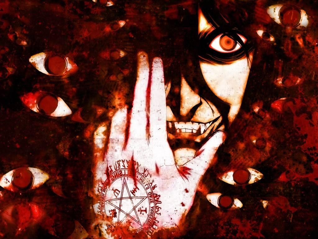 hellsing :alucard el invencible