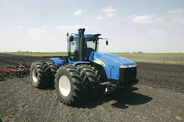 La Nueva Generaciones de Tractores Agricolas
