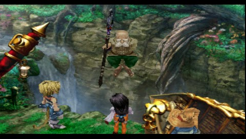 Final Fantasy IX, Ramuh