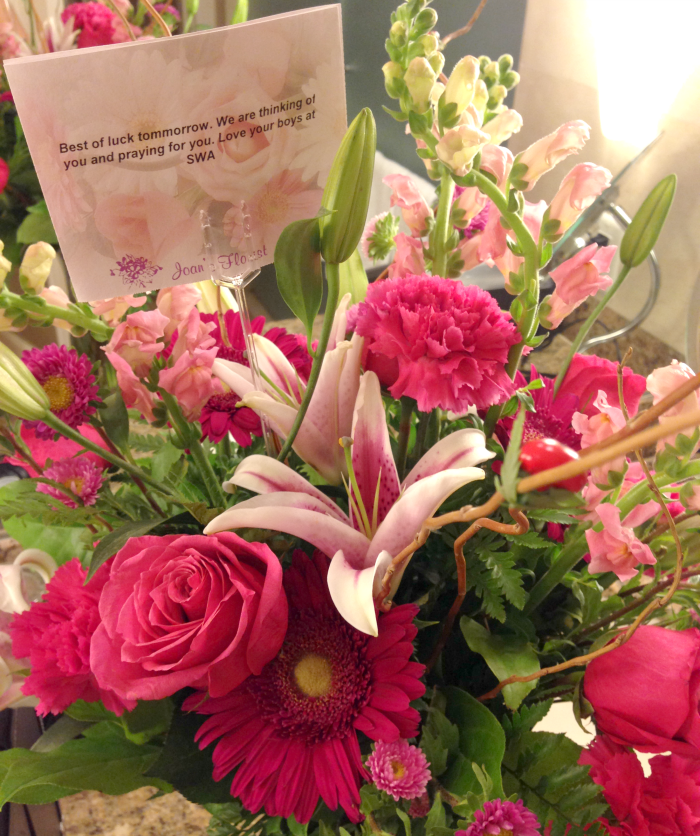My Experience at Miss Florida USA 2015, Beautiful Flowers, Good Luck