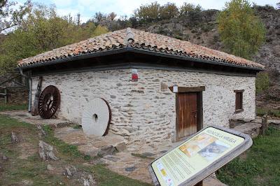 Molino harinero de La Hiruela-Madrid
