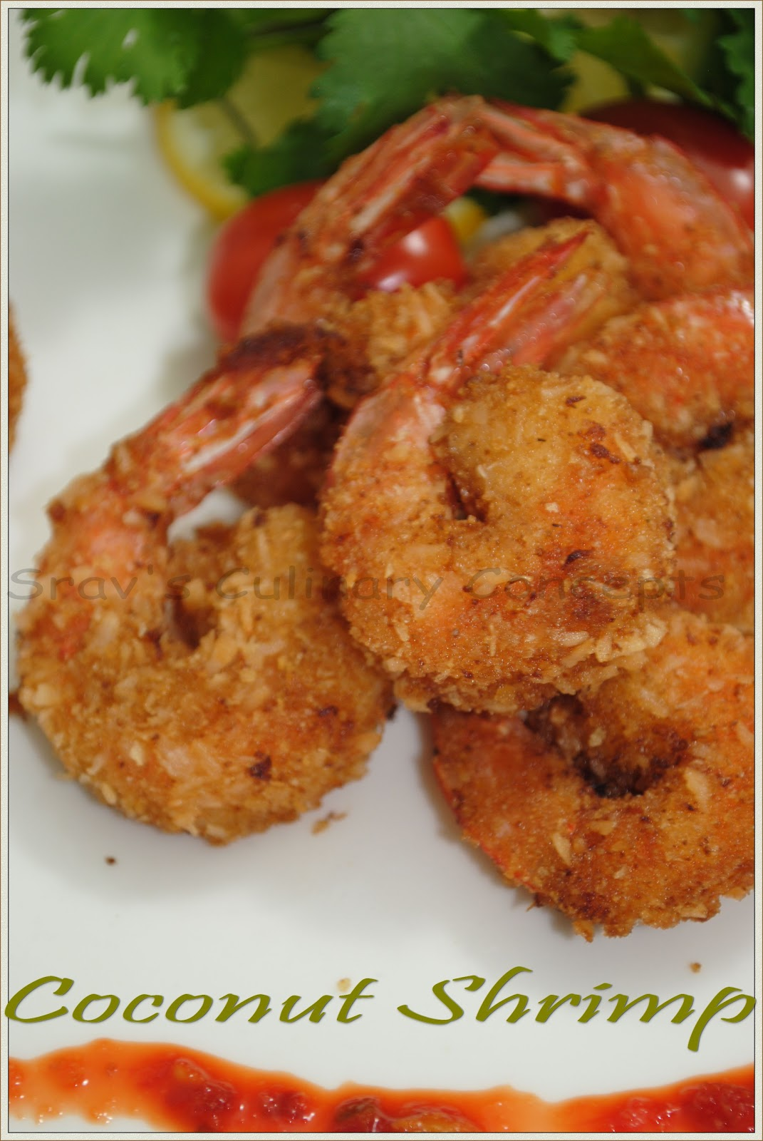 how to cook frozen coconut shrimp