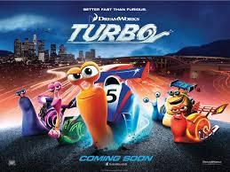 Turbo movie pster