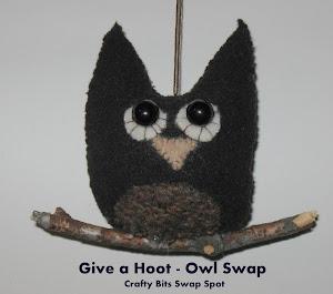 Owl Swap 2012