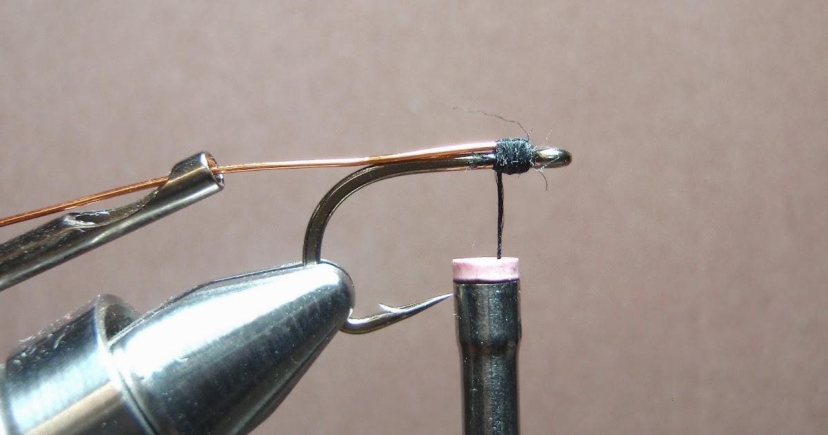 Steelhead Alley Fly Tying Matt Zudwegs Copper Stone