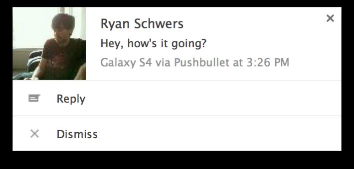 aplikasi Android pushbullet