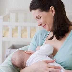 Las bondades de la lactancia materna