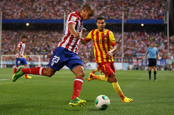 CHAMPIONS LEAGUE, ATLETICO MADRID VS FC BARCELONA, DIFERIDO, ONLINE