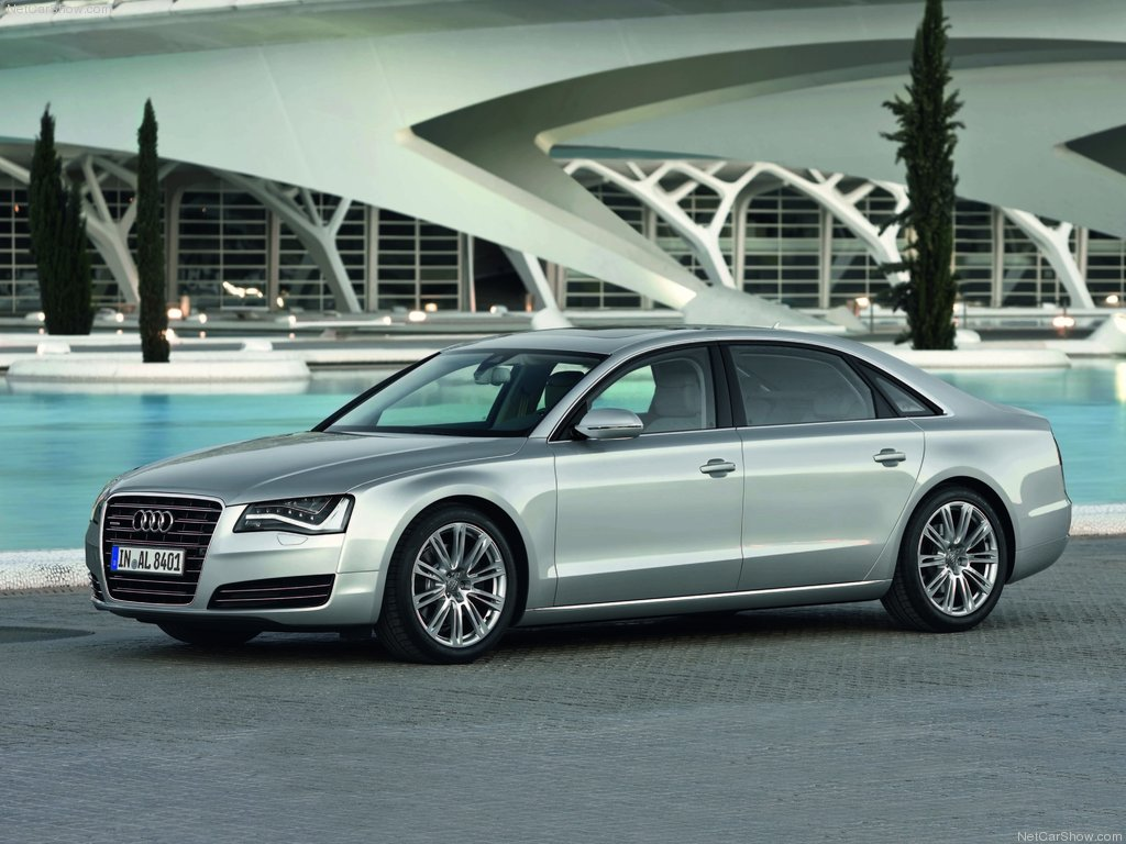 car models com 2011 audi a8 l. Black Bedroom Furniture Sets. Home Design Ideas