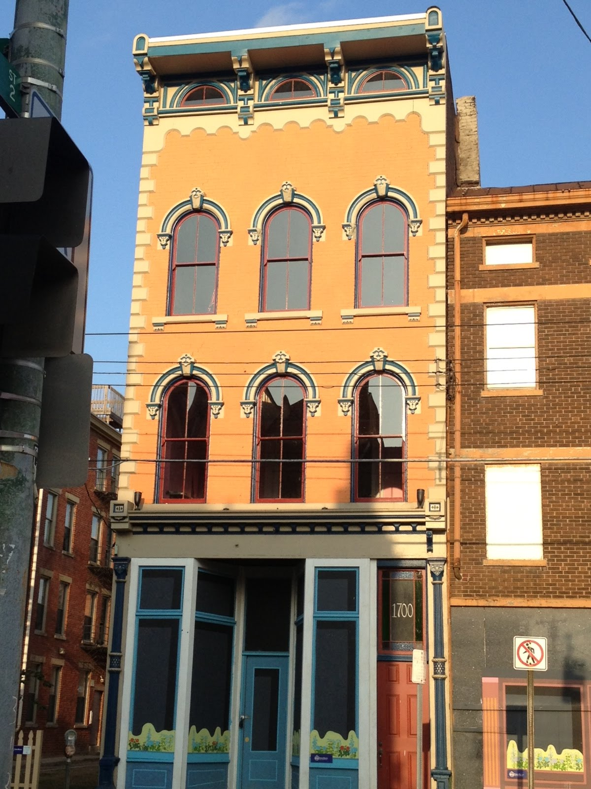 The 2nd And 3rd Floor Windows Are In And Have Really Changed The Way Our  Building Looks From Vine Street.