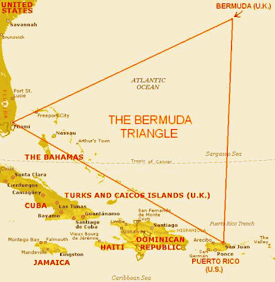 Informasi Segi Tiga Bermuda