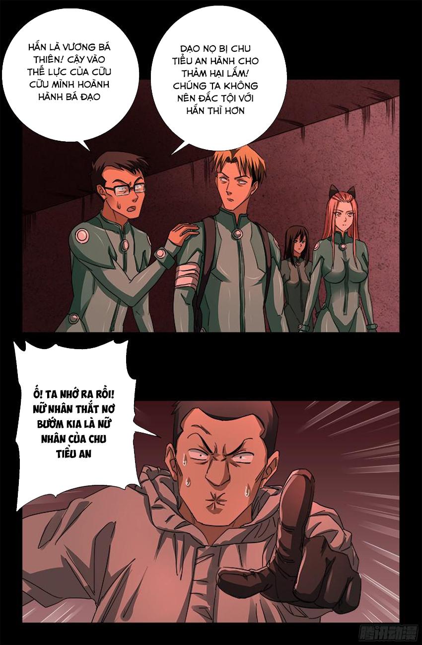 Huyết Ma Nhân Chap 353 - Trang 18
