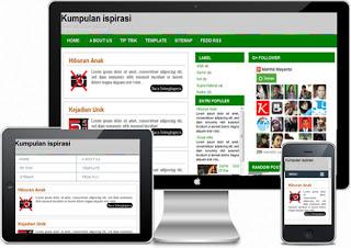 Download Template Super Seo Responsive Terbaru Valid HTML5