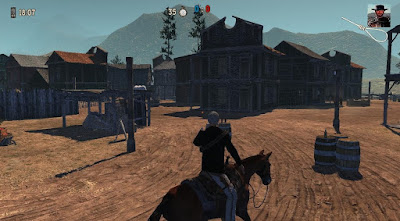 Call Of Juarez Bound In Blood PC Game