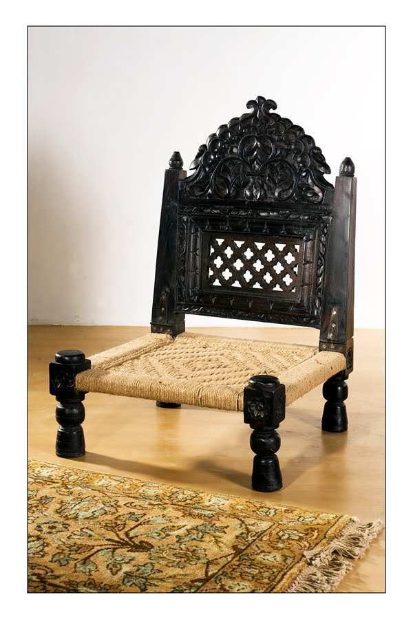 Monsoon Craft Com Pida Chair Low Indian Chair Low Seating