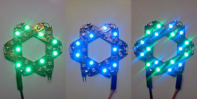 Самодельные игрушки из светодиодной ленты