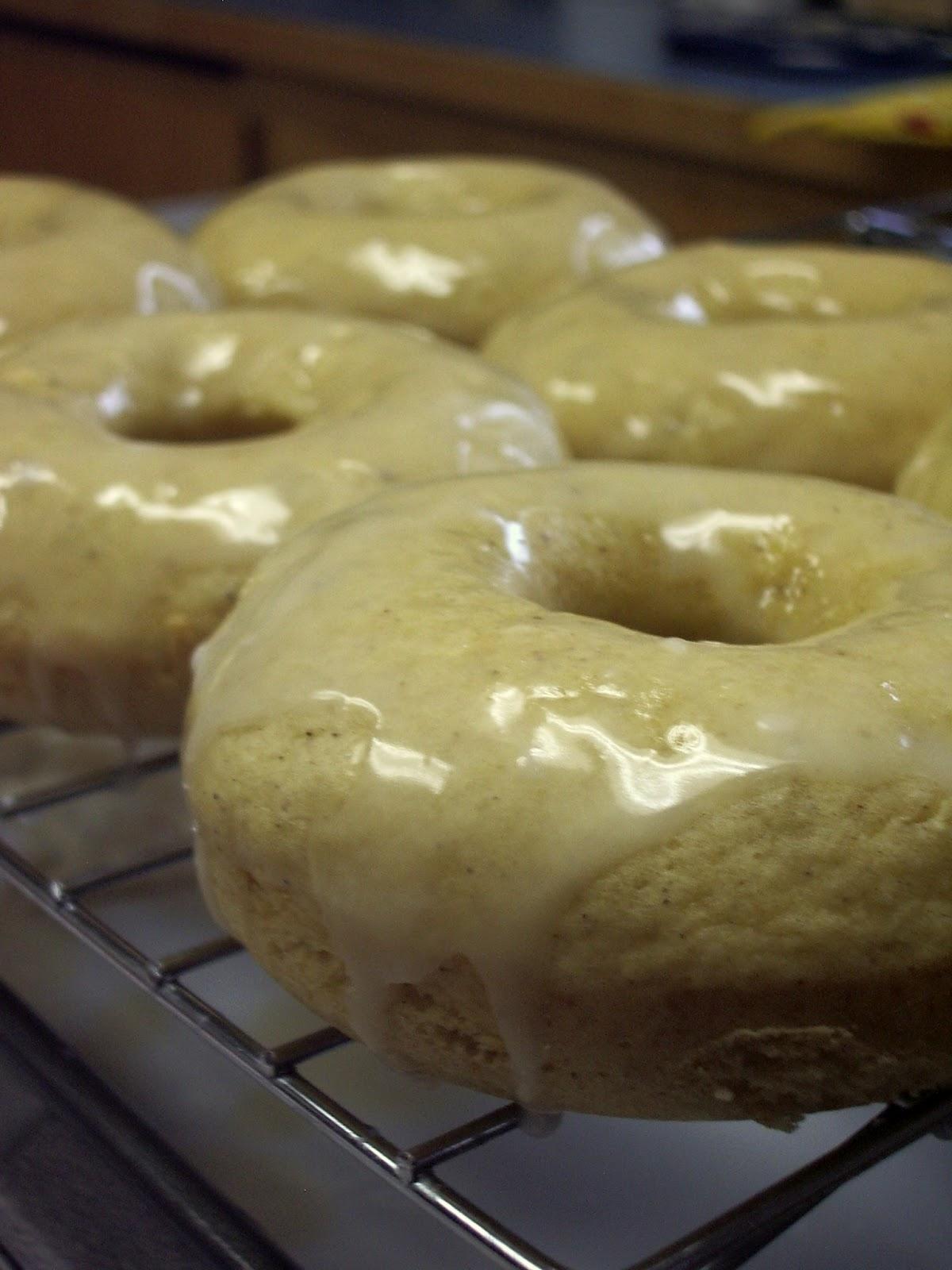 Joy Of Baking Baked Cake Donuts