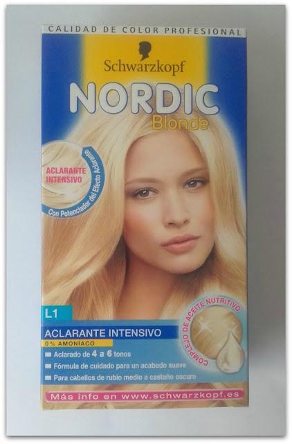 Nordic Blonde Schwarzkopf
