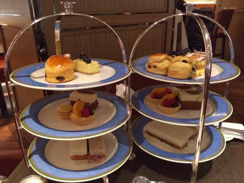 【Afternoon Tea分享】二百元以下的 Afternoon Tea*銅鑼灣柏寧酒店 George & Co