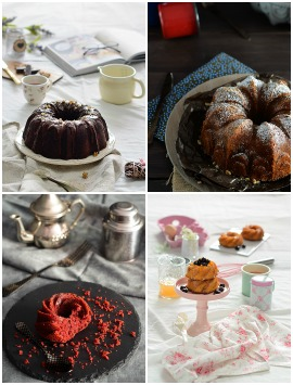 Recetas de bundt cakes