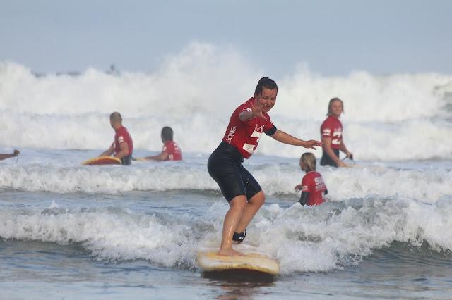 Cafe Chic Choc blog o Francji surf wakacje poczuj moc surf Biarritz