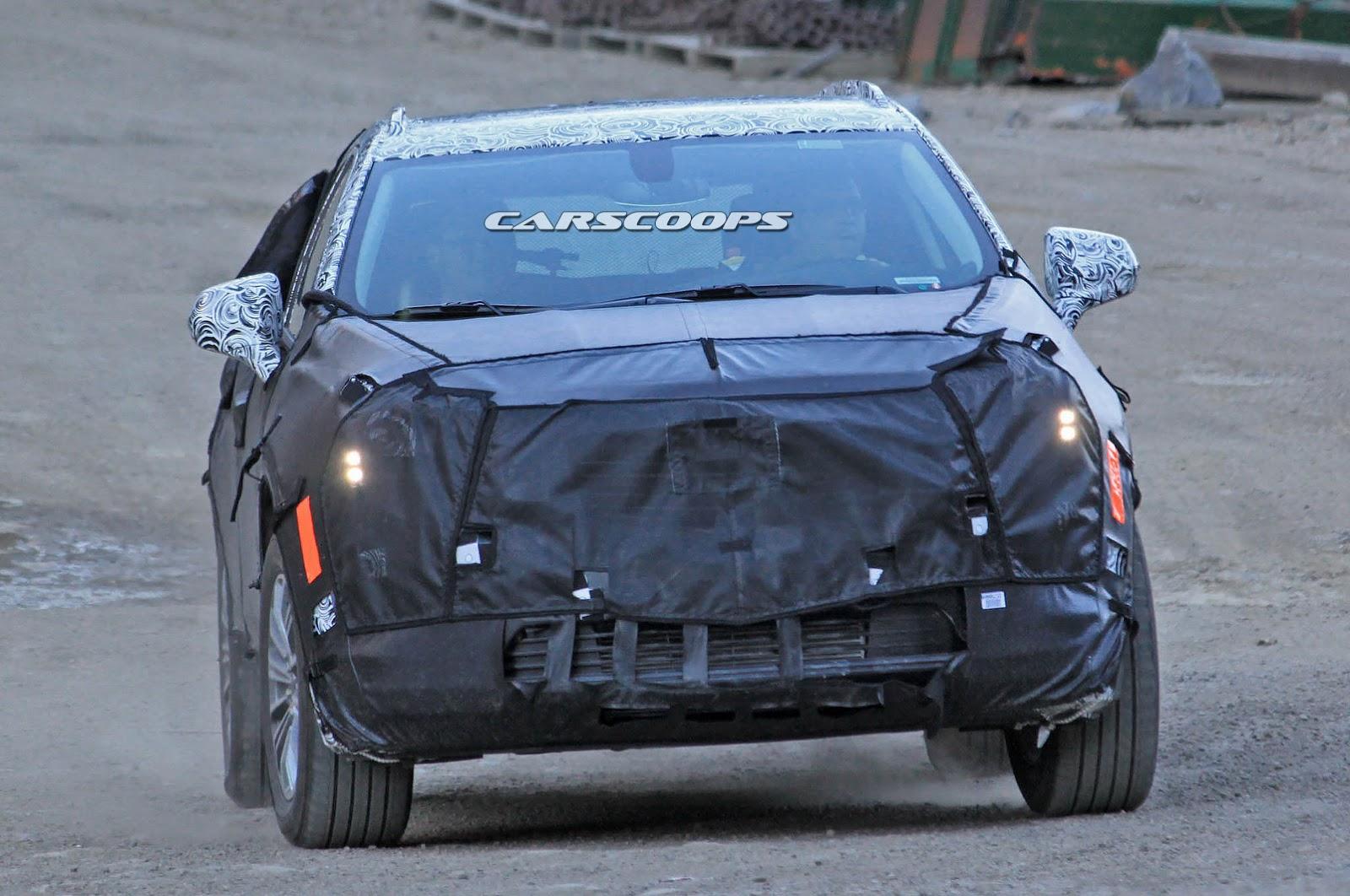 2018 Cadillac Ct7 >> Cadillac XT5 (opvolger SRX) - AutoWeek.nl