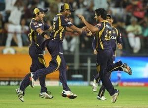 Kolkata Knight Riders in Finals