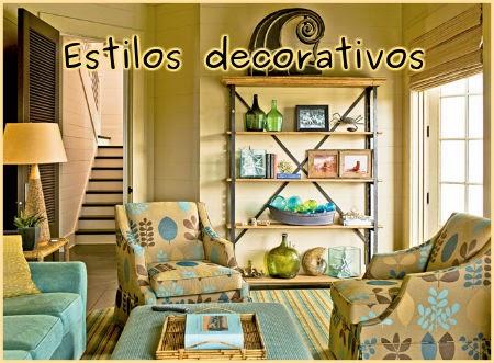 Estilos decorativos- eltallerdejazmin
