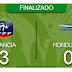 Los goles con los que Francia ganó a Honduras