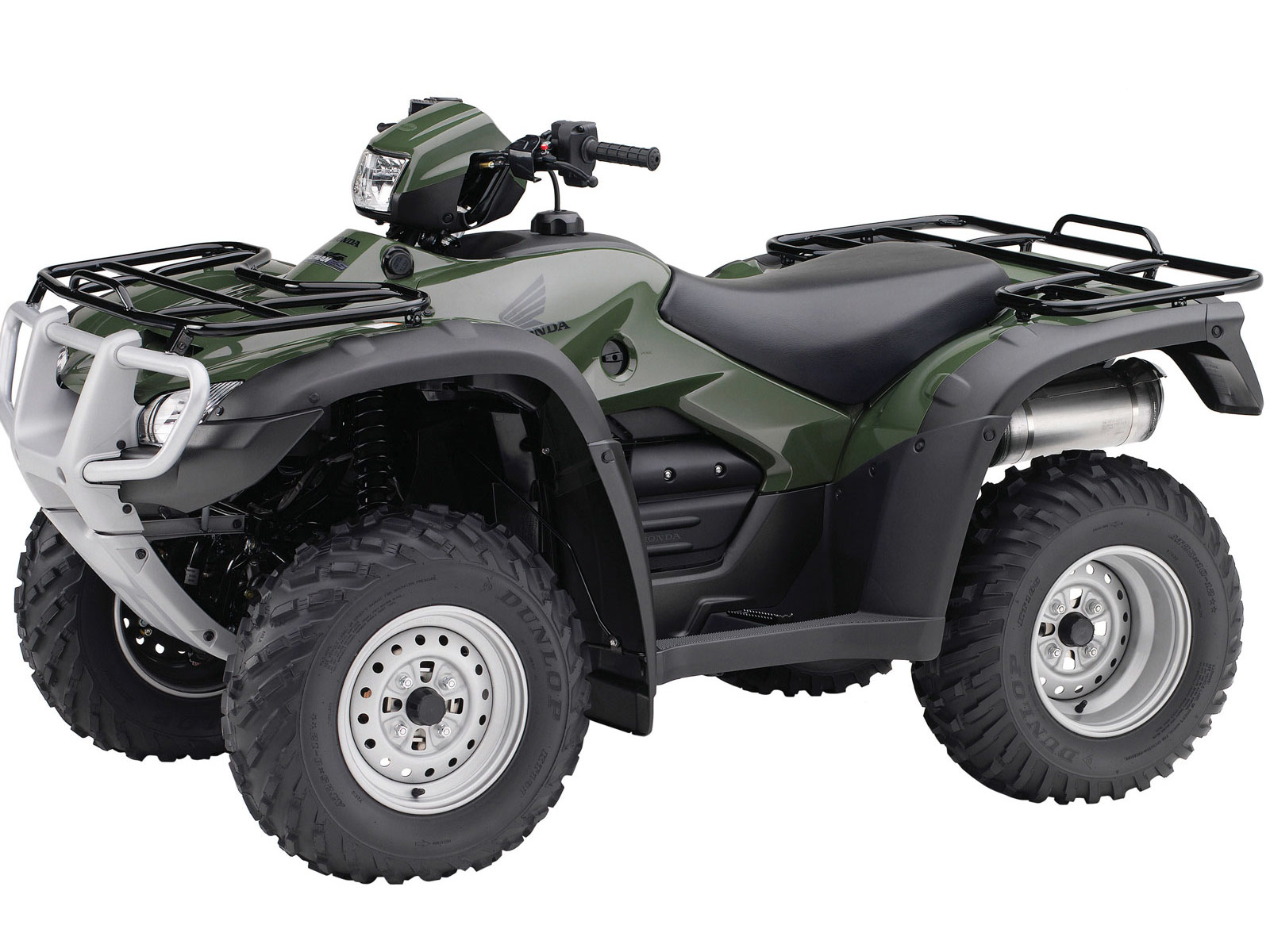 2011 Honda Fourtrax Foreman 4x4 Es With Power Steering