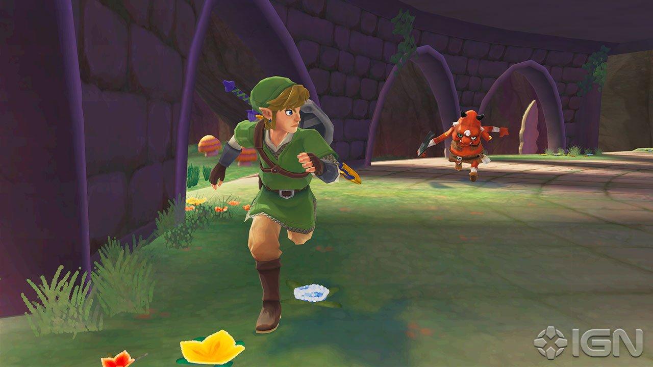 The Legend of Zelda Skyward Sword - Dolphin Emulator Wiki