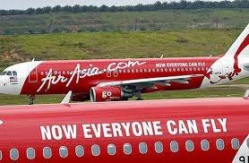 AirAsia Nafi Khabar Angin Pesawat AK5671 Terhempas Di KLIA