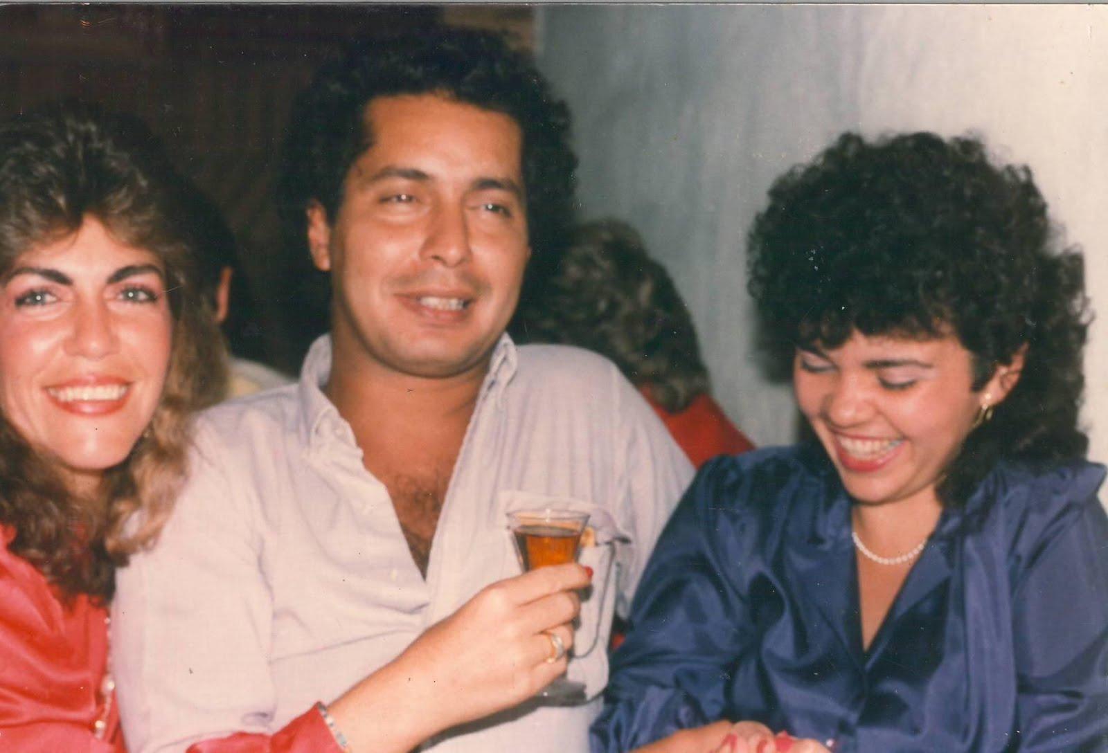 Loly Señaris Calviño y Victor Guerrero y Carolina Rodriguez.