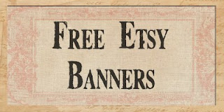 image about Printable Banner Maker identify Sweetly Sped: Absolutely free Etsy Banners