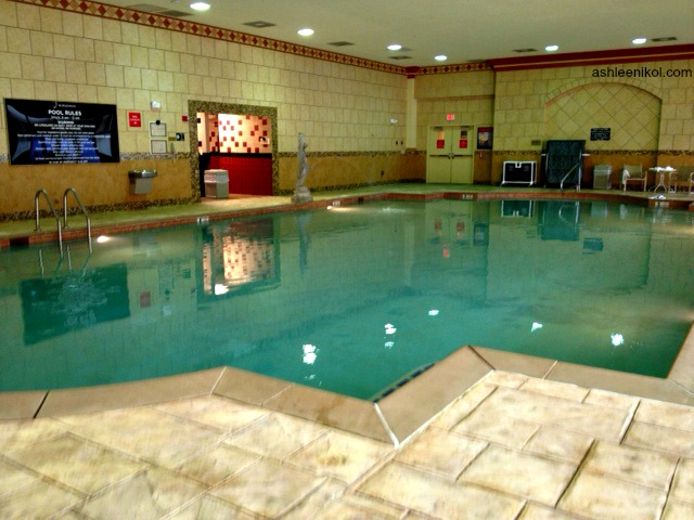Pool Area Horseshoe Casino Southern Indiana