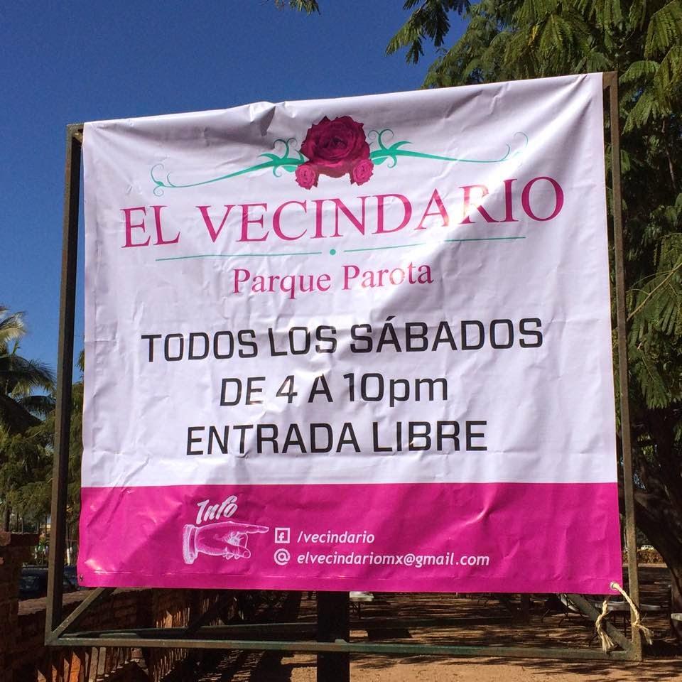 Mercado de arte en Puerto Vallarta