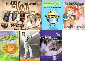 click here - MY BOOKS!