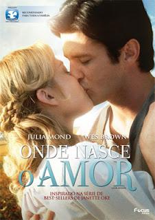 baixar capa Onde Nasce o Amor   DVDRip AVI Dual Áudio + RMVB Dublado