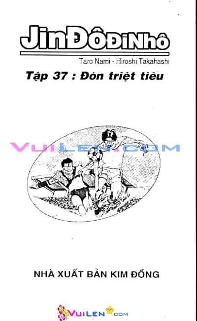 Jindodinho - Đường Dẫn Đến Khung Thành III  Tập 37 page 1 Congtruyen24h