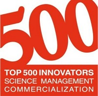 Logo porgramu Top 500 Innovators